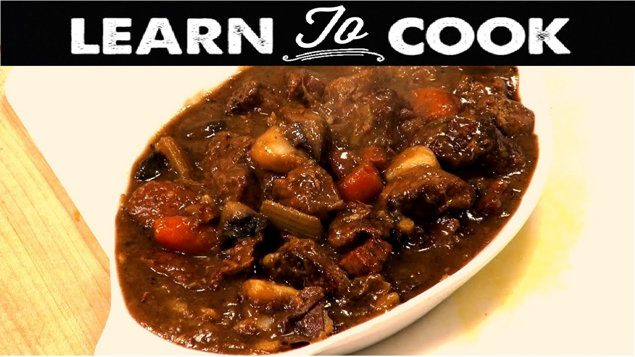 How To Cook Beef Stew Youtube