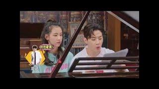 《如果爱 第4季》第8期: 刘宪华 陈都灵音乐之旅 帽子夫妇甜蜜玩游戏 20180211