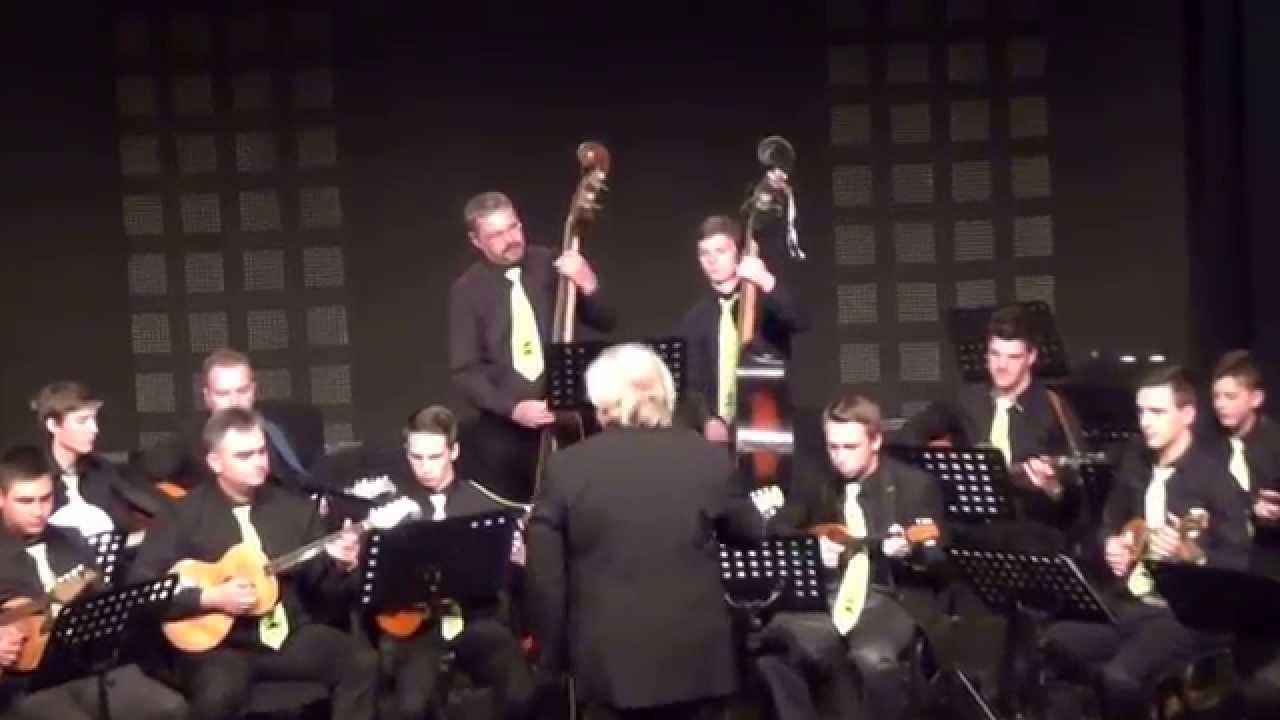 Tamburaski Orkestar Kud A Dragutin Domjanic Adamovec Youtube