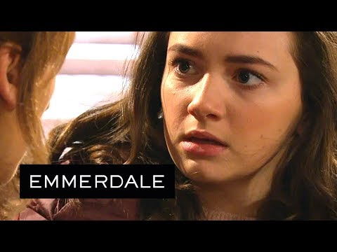 Emmerdale – Gabby Catches Laurel Giving in to Her Alcoholism