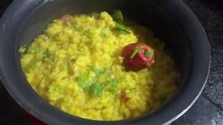 Dal Khichdi   Yummy and Easy   Ready in 15 mins