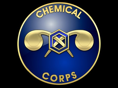 U.S. Army Chemical Officer