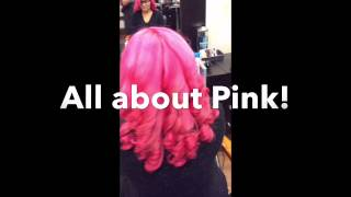 ALL ABOUT PINK | GENESIS Salon and Spa