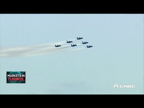 Blue Angels Salute Chicago's Frontline Workers, COVID-19 Patients