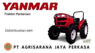 Yanmar - Traktor