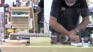 Dovetails With The Keller Jig
