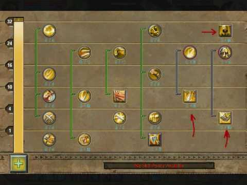 Titan Quest Builds  Warfare