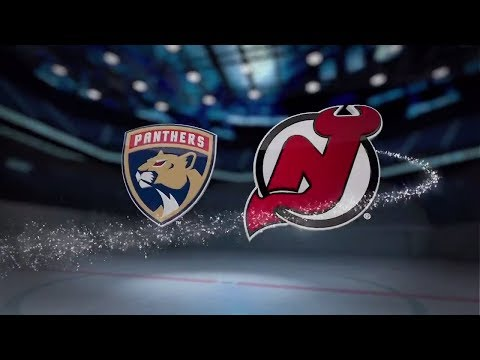 Florida Panthers vs New Jersey Devils - November 27, 2017 | Game Highlights | NHL 2017/18. Обзор