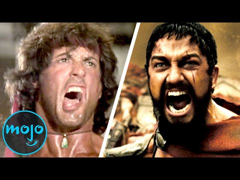 Top 10 Times Movie Characters Went Beast Mode
