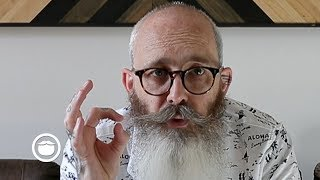 Master Barber Shares His Mustache Tips
