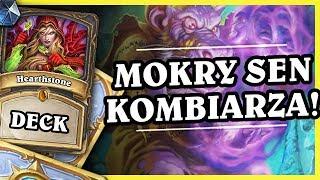 MOKRY SEN KOMBIARZA! - MALYGOS ROGUE - Hearthstone Deck (Rastakhan's Rumble)