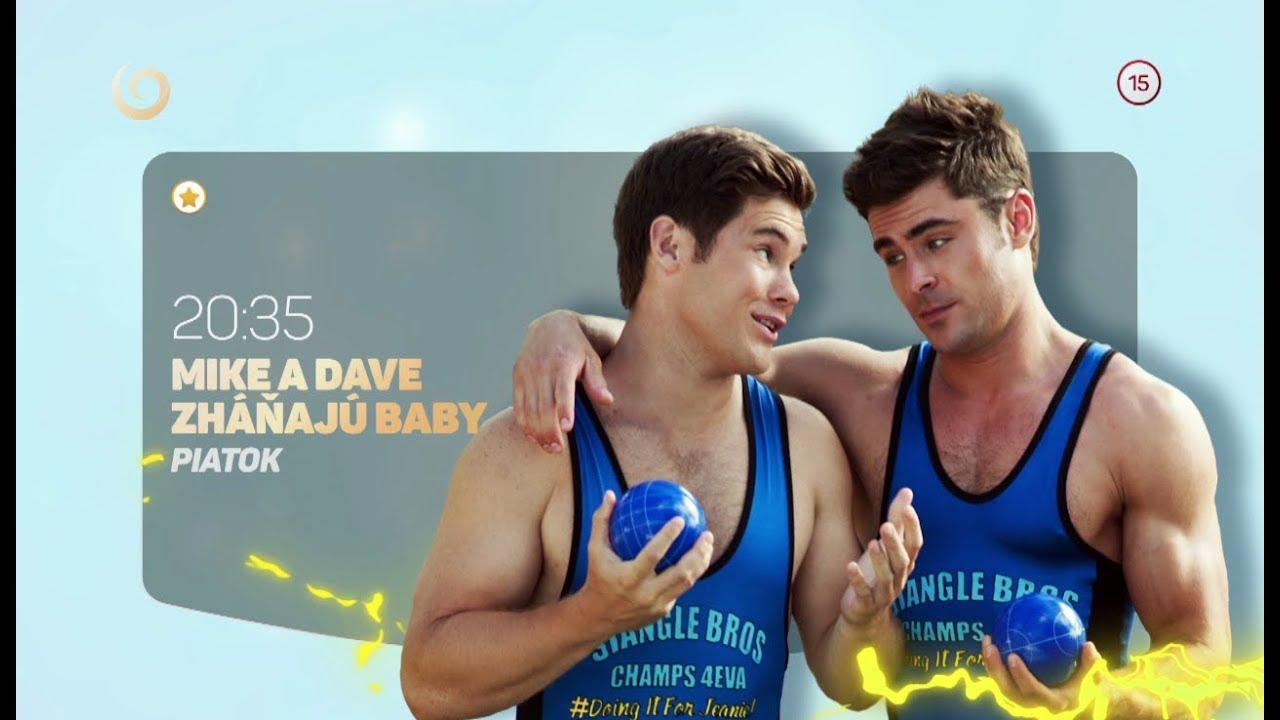 602400e10 Mike a Dave zháňajú baby (8.3.2019 o 20:35 na JOJke) - YouTube