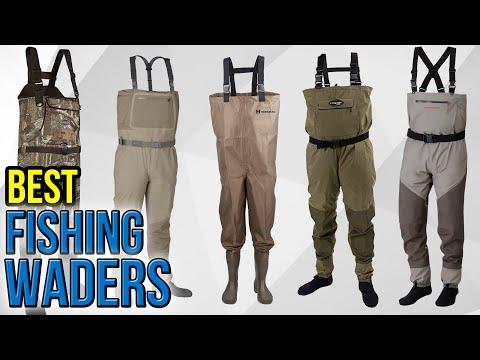 8 Best Fishing Waders 2017