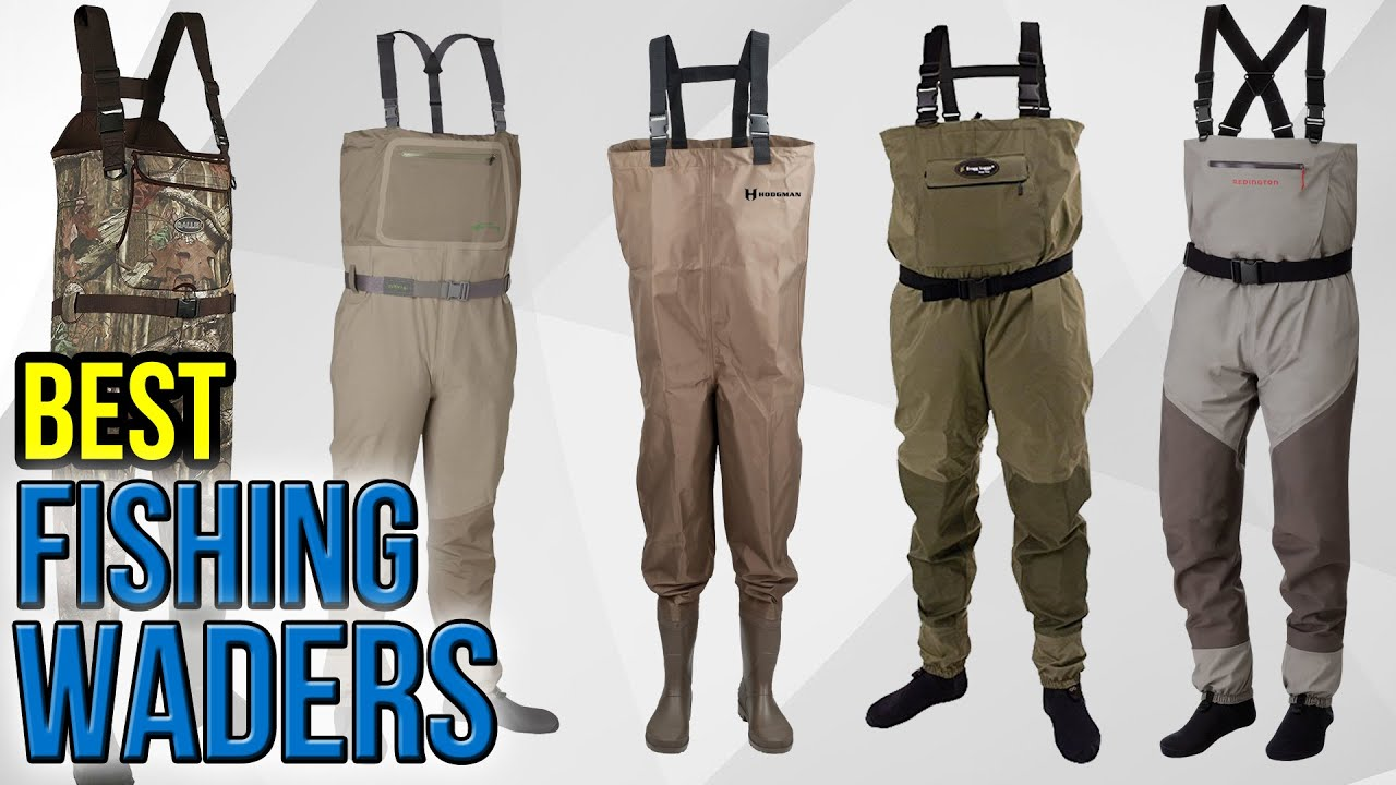 8 Best Fishing Waders 2017 Youtube