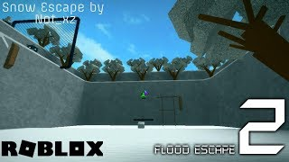 FE2 Map Test - Roblox / Snow Escape [Simple Crazy + Solo]
