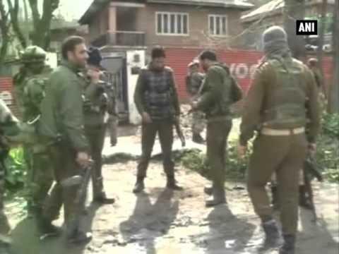 J&K Four injured in Anantnag grenade attack