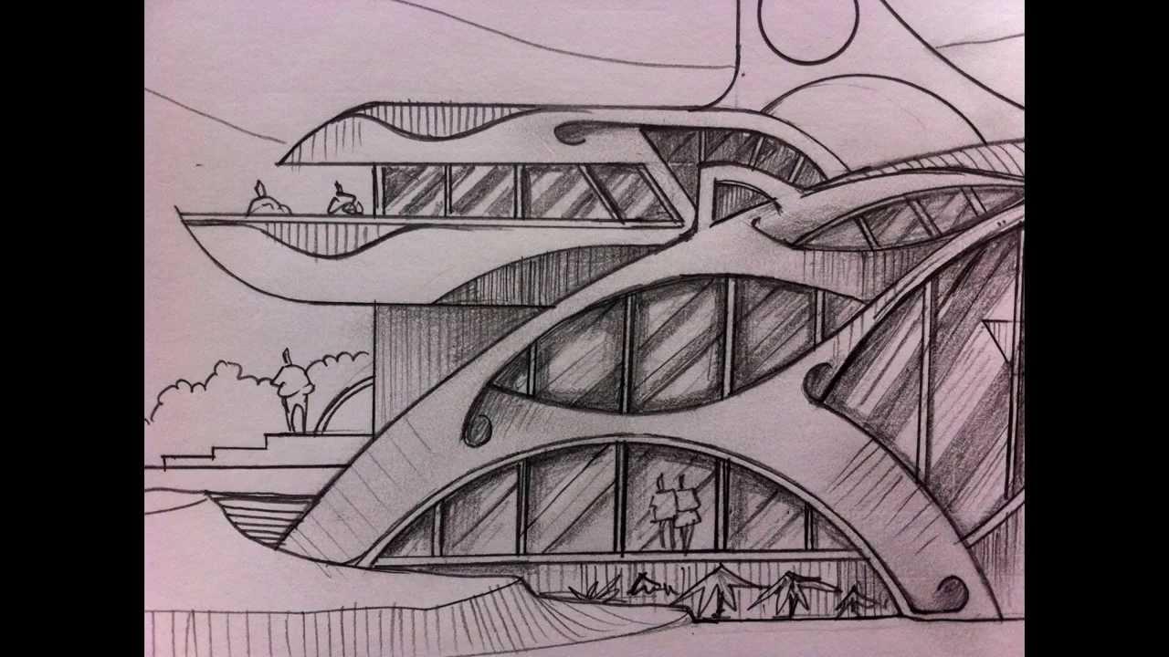 Dise os de arquitectura arquitecto david sosa youtube - Arquitectura de diseno ...