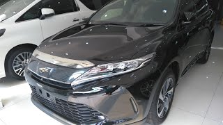 Toyota Harrier Facelift (2017) 2.0 Turbo A/T In Depth Review Indonesia