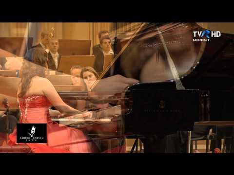 Alexandra Dariescu plays Scarlatti Sonata K 466