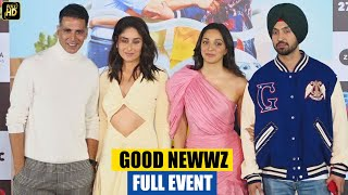 GOOD NEWWZ FULL MOVIE HD 1080P | Akshay, Kareena, Diljit, Kiara | Promotional Event