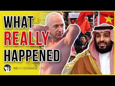 Mystery Chinese Virus Reaches US, Saudi Crown Prince Hacks Amazon CEO Jeff Bezos