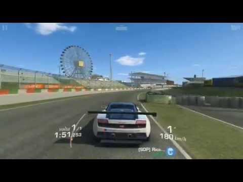 Real Racing 3 Gallardo LP560 GT3