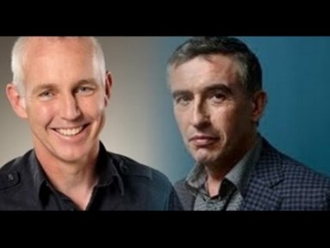 The Ray D'Arcy show - Actor and Comedian Steve Coogan