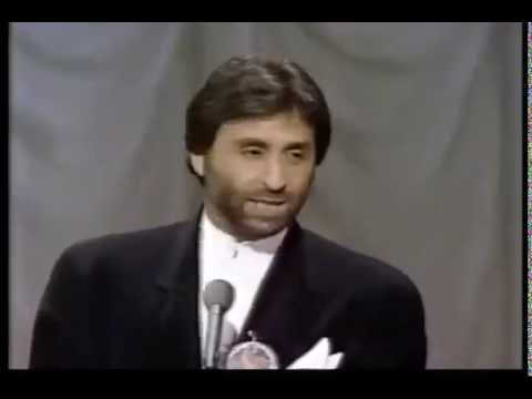 Ron Silver wins 1988 Tony Award for Best Actor in a Play