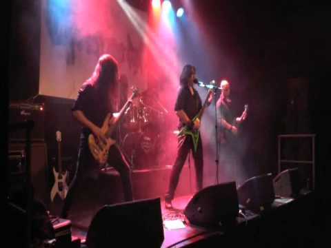 Theropoda - Black Water (Live in Bad Cannstatt)