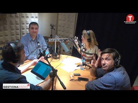 En Clave de Tecnología: Marta Palencia-Lefler, Ignacio Páez, Wilton Vargas, Emili Rodríguez.