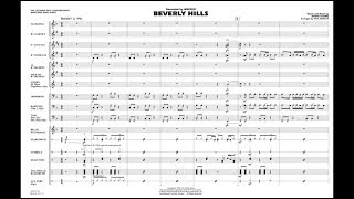 Beverly Hills by Rivers Cuomo/arranged by Paul Murtha