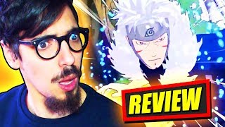 Naruto Shinobi Striker Second Hokage Review
