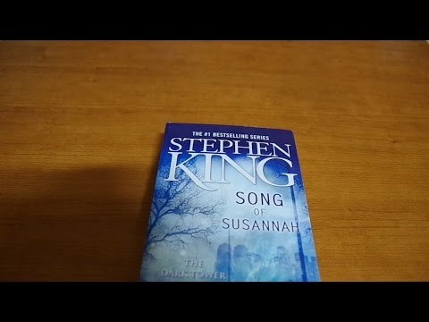 Stephen King The Dark Tower 6 Song of Susannah