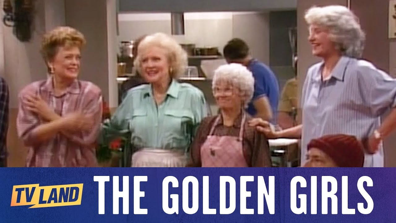 Image result for golden girls tvland
