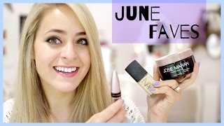 June Faves!, Monthly Favorites #JUNEFAVS