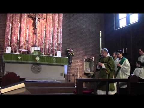 Mass - Last Sunday after Epiphany, Year C - Church of the Advent Federal Hill