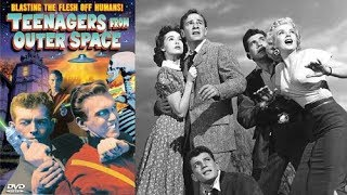 Teenagers from Outer Space - Full Sci-fi Movie