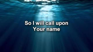 Oceans (Where Feet May Fail) - Hillsong United lyrics