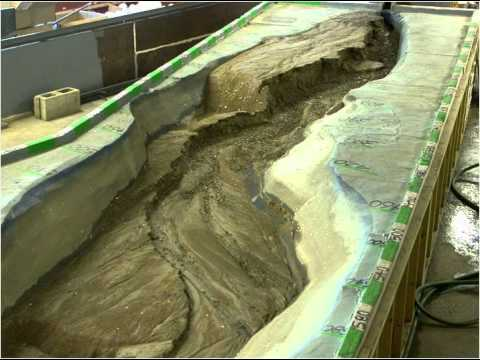 Glines Canyon Dam physical model study