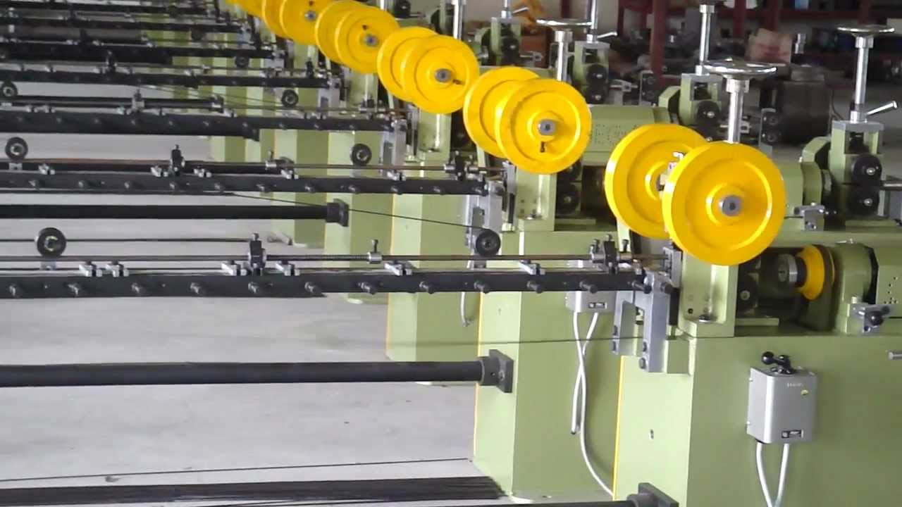 Welding electrode Manufacturing plants and MIG Wire plant - YouTube