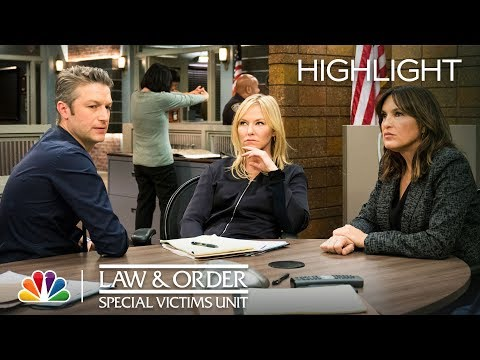 Law & Order: SVU - Benson Rises Above (Episode Highlight)