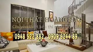 Video quảng cáo nội thất chuyên nghiệp với tông màu sang trọng