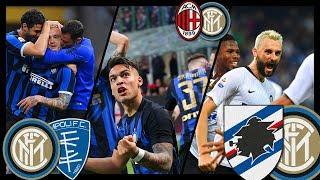 5 Partite Bellissime ed Emozionanti dell'Inter in Serie A | Stagione 2018-19