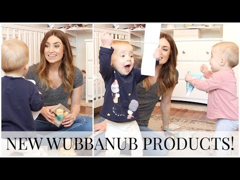 Wubbanub Growing With Your Kids! (New Products) | Kendra Atkins