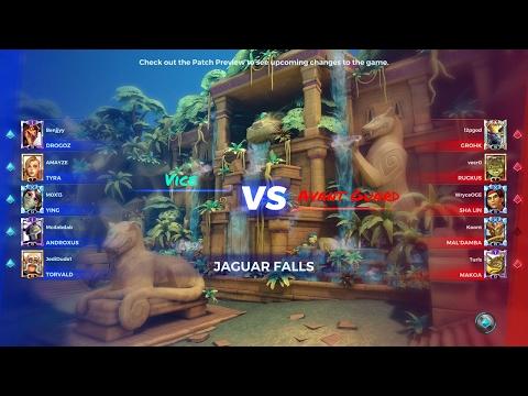 Vice 0-4 Avant Guard (27th March)   Jaguar Falls