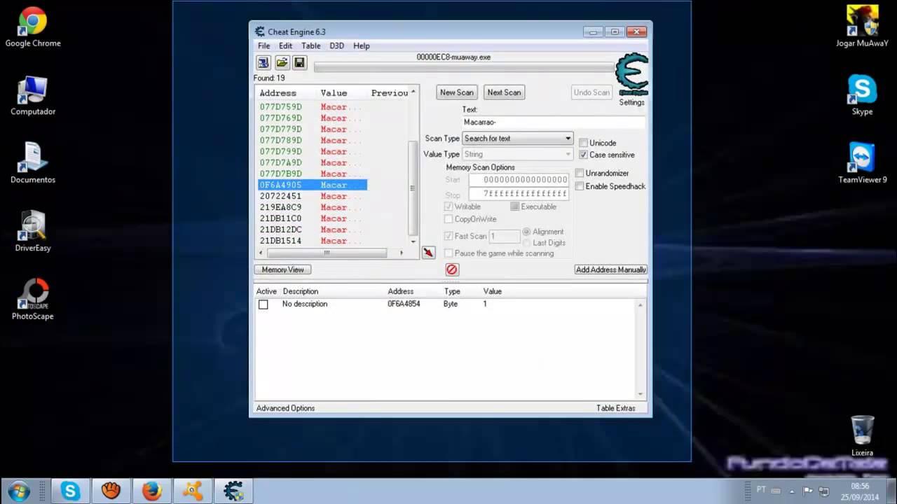 speed hack para muaway