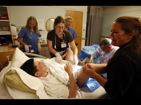 The world's first 'pregnant man' Thomas Beatie | First Man ...