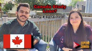 How to take Stขdy Loan For Canada || Vaishnavi Dhiman || Explained in Details || 2021