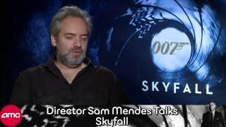 Sam Mendes Talks Skyfall (Interview)