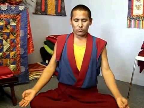 Практика Цалунг в исполнении Lama Yong Tong Tenzin